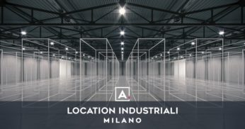 location industriali milano