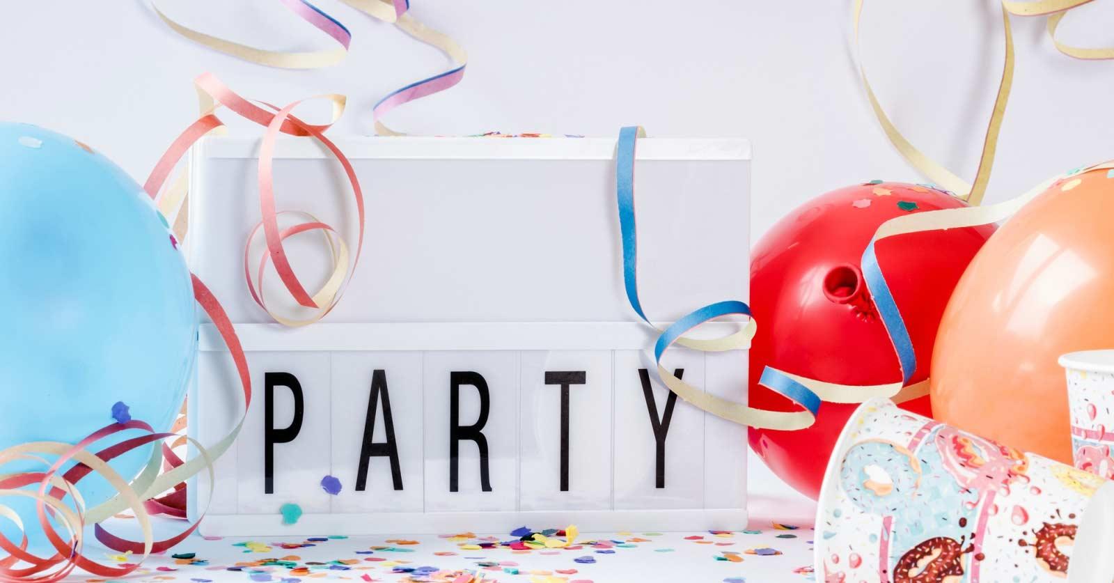 Organizzatore di feste? Ecco come diventare party planner