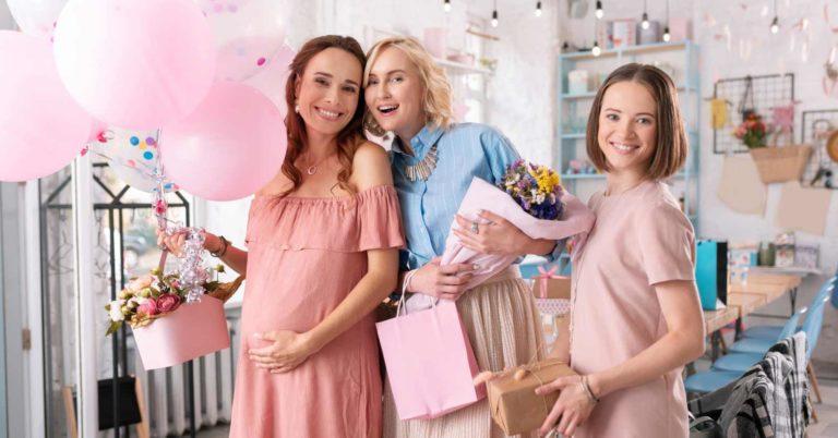 Idee di come organizzare un baby shower party